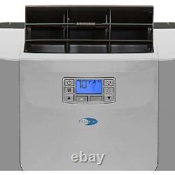 Whynter ARC-122DS Elite Dual Hose Digital Portable Air Conditioner Dehumidifier