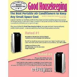 Whynter ECO-FRIENDLY 14000 BTU Dual Hose Portable Air Conditioner, New