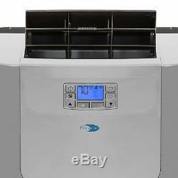 Whynter Elite Portable Air Conditioner 12000 BTU Dual Hose Digital New