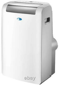 Whytner 14000 BTU Portable Air Conditioner, 500 Sq Ft Window AC Unit with Remote