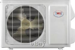 YMGI 30000 BTU Ductless Mini Split Air Conditioner Heat Pump