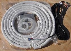 YMGI 36000 BTU 3 Tri ZONE DUCTLESS MINI SPLIT AIR CONDITIONER HEAT PUMP 21