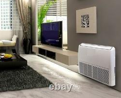 YMGI 48000BTU (24K+24K) DUAL ZONE DUCTLESS MINI SPLIT AIR CONDITIONER Heat Pump