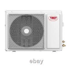 Ymgi 9000 Btu Ductless Mini Split Air Conditioner Heat Pump M1