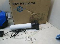 Zero Breeze Portable Air Conditioner! 110v RV camping camper trailer fan AC