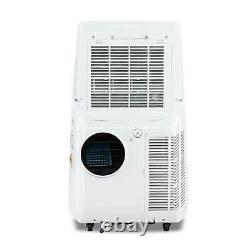 Zokop 13000BTU Air Conditioner 4-in-1 Portable Dehumidifier Fan Heater White
