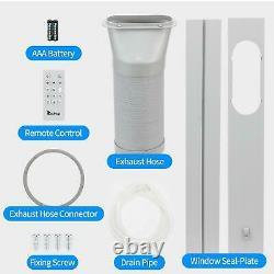 Zokop 8000BTU Air Conditioner Dehumidifier Fan Function Portable withRemote 3-in-1