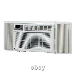 Zokop 8000 BTU Window Air Conditioner Cooling 350 Sq. Ft. 24hrs AC Unit with Remote