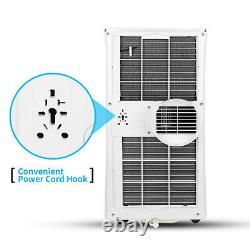 10000 Btu Climatiseur Portable 3 Modes Ventilateur De Déshumidification De Refroidissement Avec Remote
