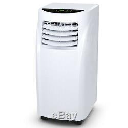 10000 Btu Climatiseur Portatif Télécommande Dehumidifier Compact Simple