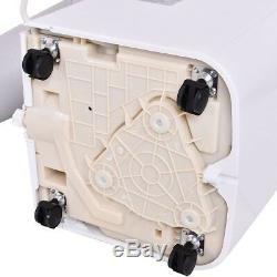 10 000 Btu Fenêtre Programmable Climatiseur Portable Dehumidifier À Distance Kit