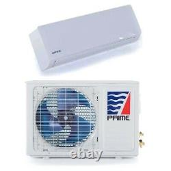 12000 Btu Air Conditioner Mini Split Ac System Ductless Cold Only 115v/60hz