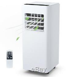 12000 Btu Climatiseur Dehumidifier Fonction Blanc Withremote Contrôle Portable