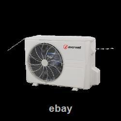12000 Btu Climatiseur Mini Split 20 Seer Inverter Ac Ductless Only Cool 220v