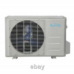 12000 Btu Ductless Ac Mini Split Climatiseur Et Pompe À Chaleur 19 Seer 110 V