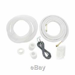 12000 Btu Ductless Mini Split Climatiseur Avec Pompe À Chaleur (wifi) 115v 17 Seer
