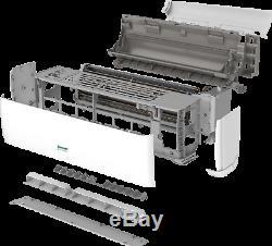 12000 Btu Mini Climatiseur De Split Pompe À Chaleur Ductless 230v Innovair 17 Seer