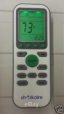 12000 Btu Mini Split Ductless Climatiseur Avec Smart Wi-fi Phone Control