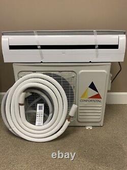 12 000 Btu Climatiseur Mini Split Ac Ductles Pompe À Chaleur 110v