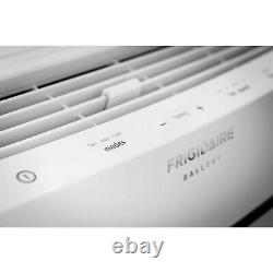 12 000 Btu Cool Connect Smart Window Air Conditioner With Wi-fi Control In White