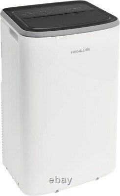 17 Portable Frigidaire Fhpc082ab1 Climatiseur Avec 8000 Btu En Blanc