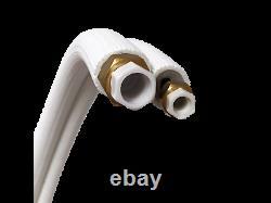 18 000 Btu 230v Ductless Mini Split Air Conditioner C&h 17.7 Seer Pompe À Chaleur +kit