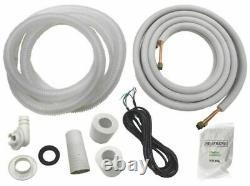 24 000 Btu Air-con Ductless Mini Split Air Conditioner Pompe À Chaleur 21 Seer 220 V