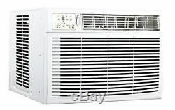 25 000 Btu Climatiseur De Fenêtre Chambre Chauffe, 24000 Btu 2 Tonnes Ac Avec Télécommande