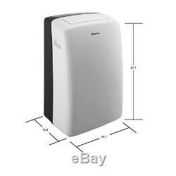 $ 599 Hisense 12 000 Btu Portable Ac Climatiseur Avec I-feel À Distance Comme Lg