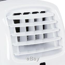 8000btu Climatiseur Portable 86 Pint Dehumidifier Ventilateur De Fenêtre Vent Kit Distance