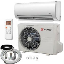 9000 Btu Climatiseur Mini 20 Seer De Split Inverter Ac Ductless Seulement Cool 220 V