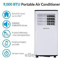 9000 Btu Climatiseur Portable Silencieux De Climatisation Mobile Unité Et Purificateur