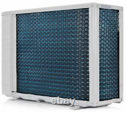 Aircon Mini Split Ac Air Conditioner Pompe À Chaleur Multi Dual 2 Zone 12000 18000 Btu