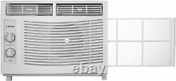 Amana 5 000 Btu 150 Sq. Ft. Climatiseur De Fenêtre Avec Commandes Mécaniques