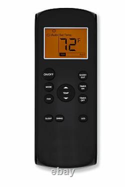 Arctic King 13 500 Btu (10 000 Btu Doe) Climatiseur Portable Wi-fi