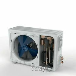 Aux 24000 Btu Ductless Climatiseur Pompe À Chaleur Inverter Mini Split 230v 17seer