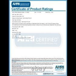 Aux Minisplit Air Conditioner Inverter Pompe À Chaleur Sans Conduit 36k Btu 230v Wifi 12ft