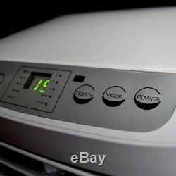 Avenger 8000 Btu Climatiseur Portable Avec Télécommande
