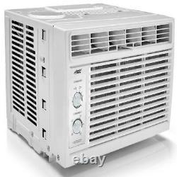 Climatiseur De Fenêtre Contrôle Mécanique Refroidisseur D'air Compact Petite Chambre Ac Unité