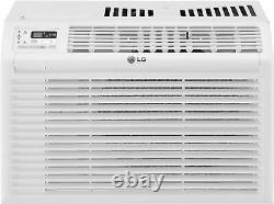 Climatiseur Fenêtre Lg 6000 Btu 260 Sq. Ft. Zone De Refroidissement