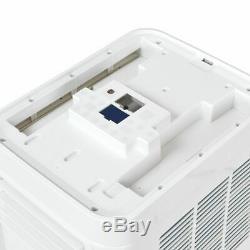 Climatiseur Portable 10000btu Unité Ac & Déshumidificateur LCD Avec Télécommande