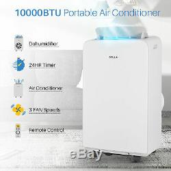 Climatiseur Portable Cool Ventilateur 10000/12000/14000 Btu