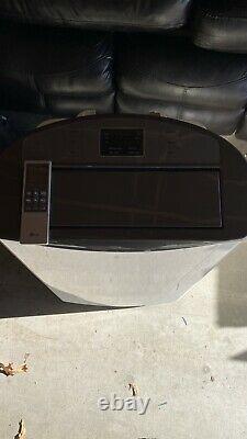 Climatiseur Portable Lg 14000 Btu De 115 Volts Avec Wifi Blanc
