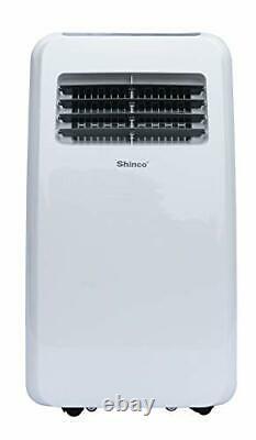 Climatiseur Portable Shinco Pour Chambres Jusqu'à 200 Pi. Ft, Spf2-08c