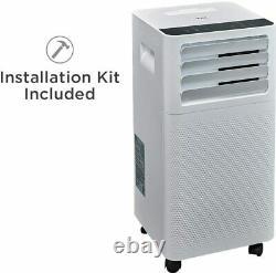 Climatiseur Portable Tcl 10000 Btu 250 Pieds Carrés Avec Télécommande