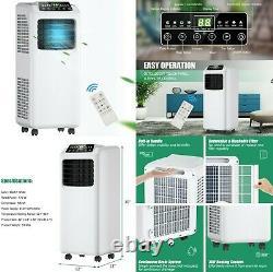 Climatiseur Portatif 8 000 Refroidisseurs De Refroidissement Btu Télécommande