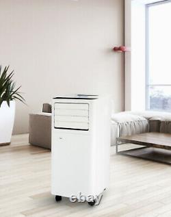Cool Living 10 000 Btu Portable 3-en-1 Climatiseur, Ventilateur Et Déshumidificateur Nouveau