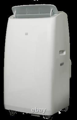Danby 14000 Btu 550 Sq. Ft. Déshumidificateur De Ventilateur De Climatiseur Portatif 3-en-1