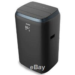 Danby Dpa140he3bdb 14 000 Btu Portable 4-en-1 Climatiseur Avec Déshumidificateur