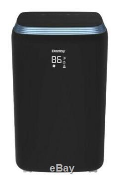 Danby Portable Climatiseur 14000 Btu 3 Vitesses Avec Chaleur Déshumidificateur